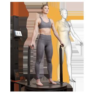 Fit3D Full Body Scane